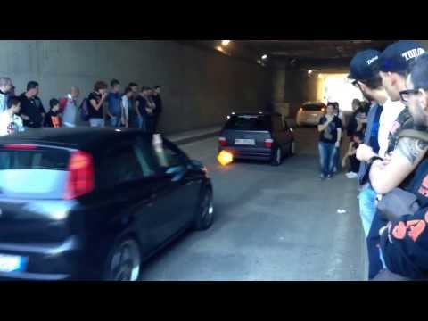 Monza Speed Day 16/03/2014-Tunnel Sound!!