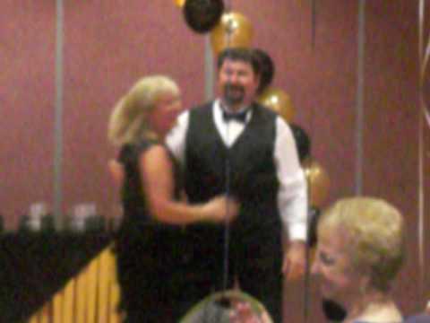 Allie Wood & Jeff Rains