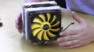 Reeven Okeanos CPU Cooler Overview, Installation & Performance Testing