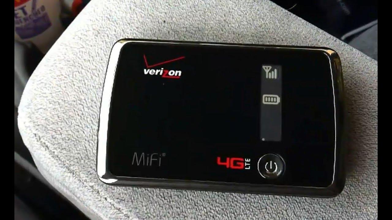 verizon mobile hotspot 4g lte mifi 4510l review youtube rh youtube com novatel mifi 4510l user manual Verizon Hotspot