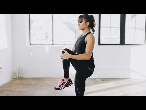 16 Dynamic Stretches for Runners