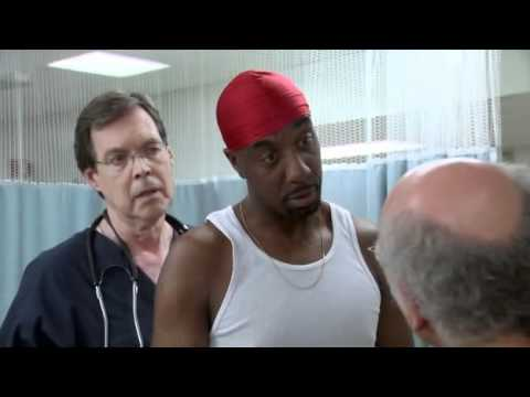 Curb Your Enthusiasm - Larry and Leon