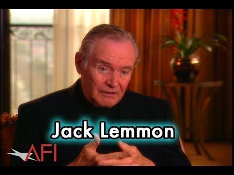 Jack Lemmon on the Magic of Katharine Hepburn and Spencer Tracy