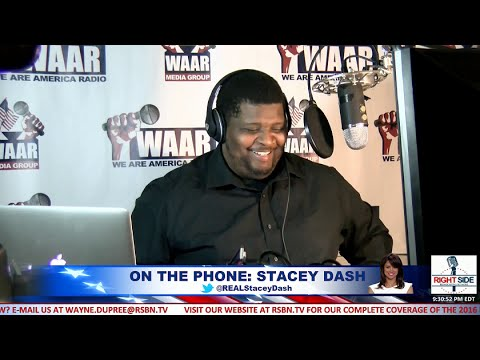 The Wayne Dupree Show- Thursday, June 30, 2016- Guest Stacey Dash
