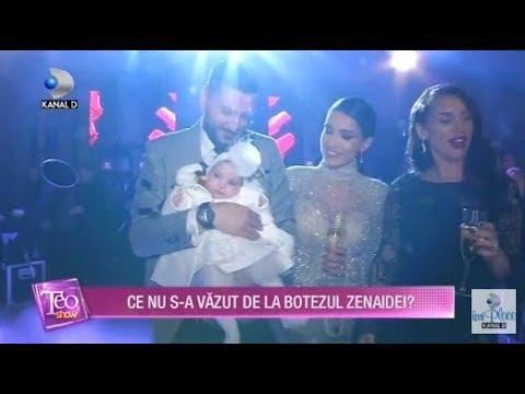 Teo Show (13.11.2018) - Ce nu s-a vazut la botezul Zenaidei? EXCLUSIVITATE!