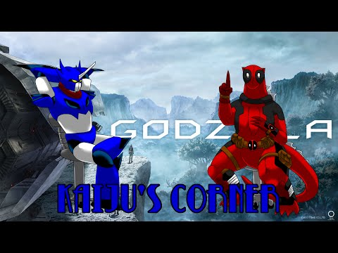 Kaiju's Corner - Godzilla Gets Animated!