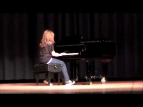 WCHS Talent Show Yvonne