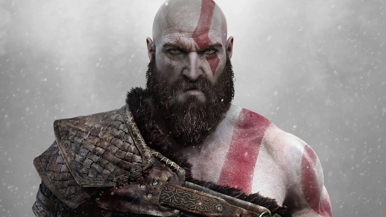 God Of War Kratos Wallpaper Engine