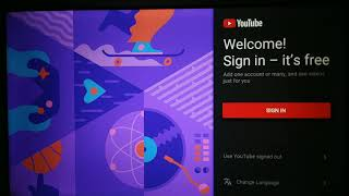 VU/MI/any smart tv youtube sign in  || solve youtube issue in tv || support 4k on tv