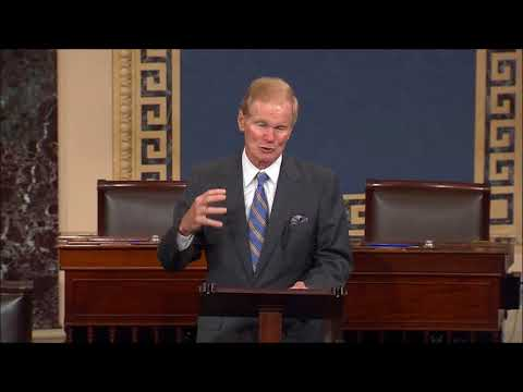 Sen. Bill Nelson Floor Speech on Hurricanes Irma, Maria and Puerto Rico Disaster Relief