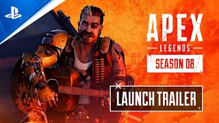 Apex Legends | Season 8: Mayhem Launch Trailer | PS5, PS4
