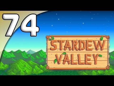 Stardew Valley - 74. Books & Sculptures - Let's Play Stardew Valley Gameplay
