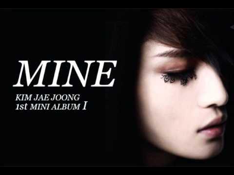 kim jaejoong all alone mp3