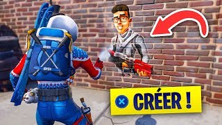 CREATE its CUSTOM SPRAY to WIN V-BUCKS on FORTNITE!