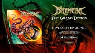 Khymera – Never Give Up on You (Official Audio)