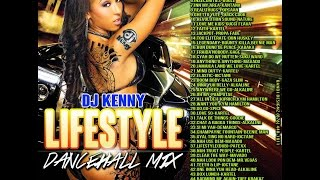 DJ KENNY LIFESTYLE DANCEHALL MIX DEC 2014