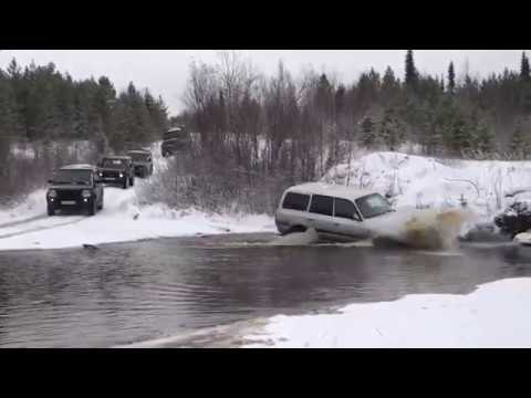 Оффроад Nissan Patrol, Land Rover Discovery, Toyota Land Cruiser, УАЗы, Нивы