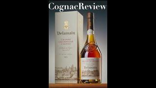 Delamain Pale & Dry XO  Cognac Review No. 38