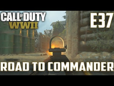 Call Of Duty World War 2(RTC)PS4 Ep.37-HP On Pointe Du Hoc,Ardennes Forest(FG42,STG44)