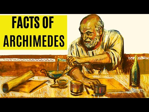 Ten Facts About Archimedes