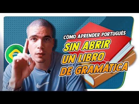 🇧🇷 Aprender Portugués sin abrir un libro de gramática 👍  - Philipe Brazuca