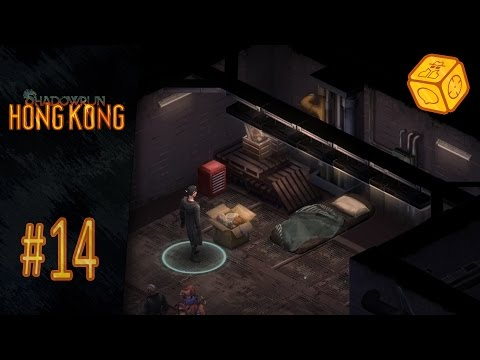 We found the Killer! And I'm an idiot... - Let's Play Shadowrun: Hong Kong #14