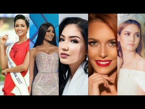Miss Universe 2018 - first favorite