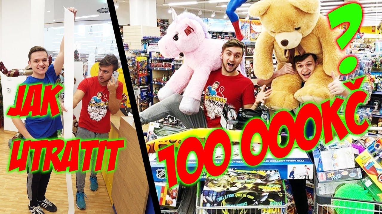 Nakoupili jsme hračky za více jak 100.000 Kč! | Konečně jsme si splnili dětský sen!