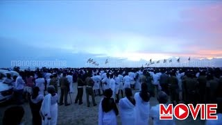 Exclusive visuals from Lucifer Movie Location   Mohanlal, Prithviraj   Manoramaonline