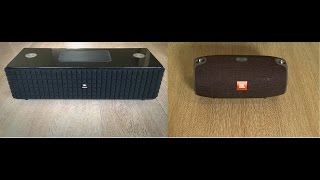 JBL Authentics L8 vs JBL xtreme