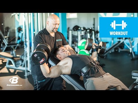 FST-7 Chest & Biceps Workout | Hany Rambod's Ultimate Guide