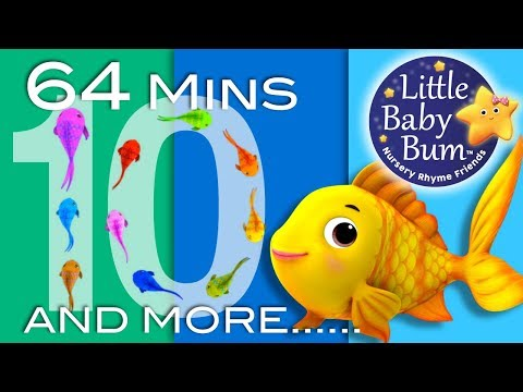 Little Baby Bum | Counting Fish | Nursery Rhymes for Babies | Songs for Kids