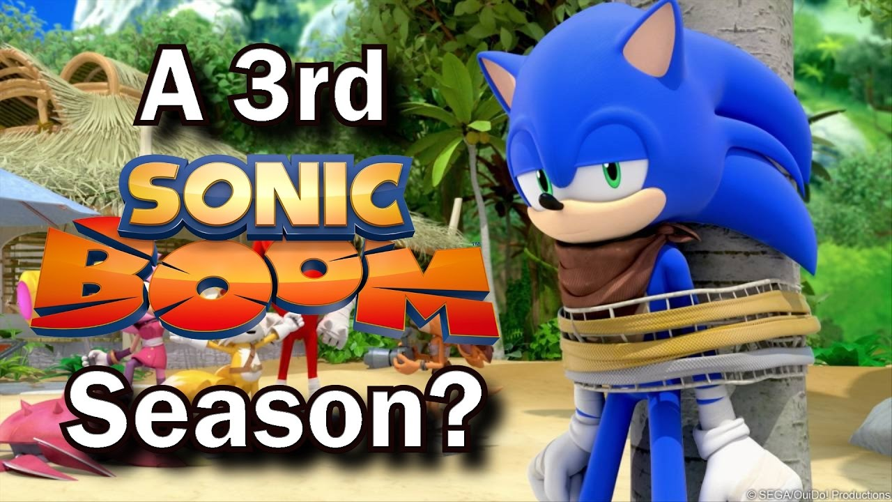 opinion time episode 1 a 3rd sonic boom season w theblueblur