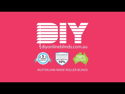 DIY Online Blinds - Roller Blinds