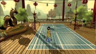 Racquet Sports Trailer
