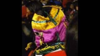 Inti Raimi en Otavalo (san juanito)