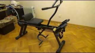 4 Тренажер для  всего тела  в реабилитации для инвалидов(Универсальная система реабилитации всех видов паралича (вследствие нейротравм: ЧМТ, травм позвоночника..., 2013-05-23T17:33:26.000Z)