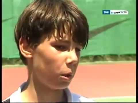 Rafael Nadal child - YouTube