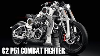 G2 P51 COMBAT FIGHTER - $130,000 USD [HOW MUCH?]
