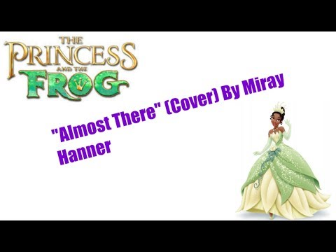 """Anika Noni-""""Almost There""""Coverby Miray Hanner✨"""