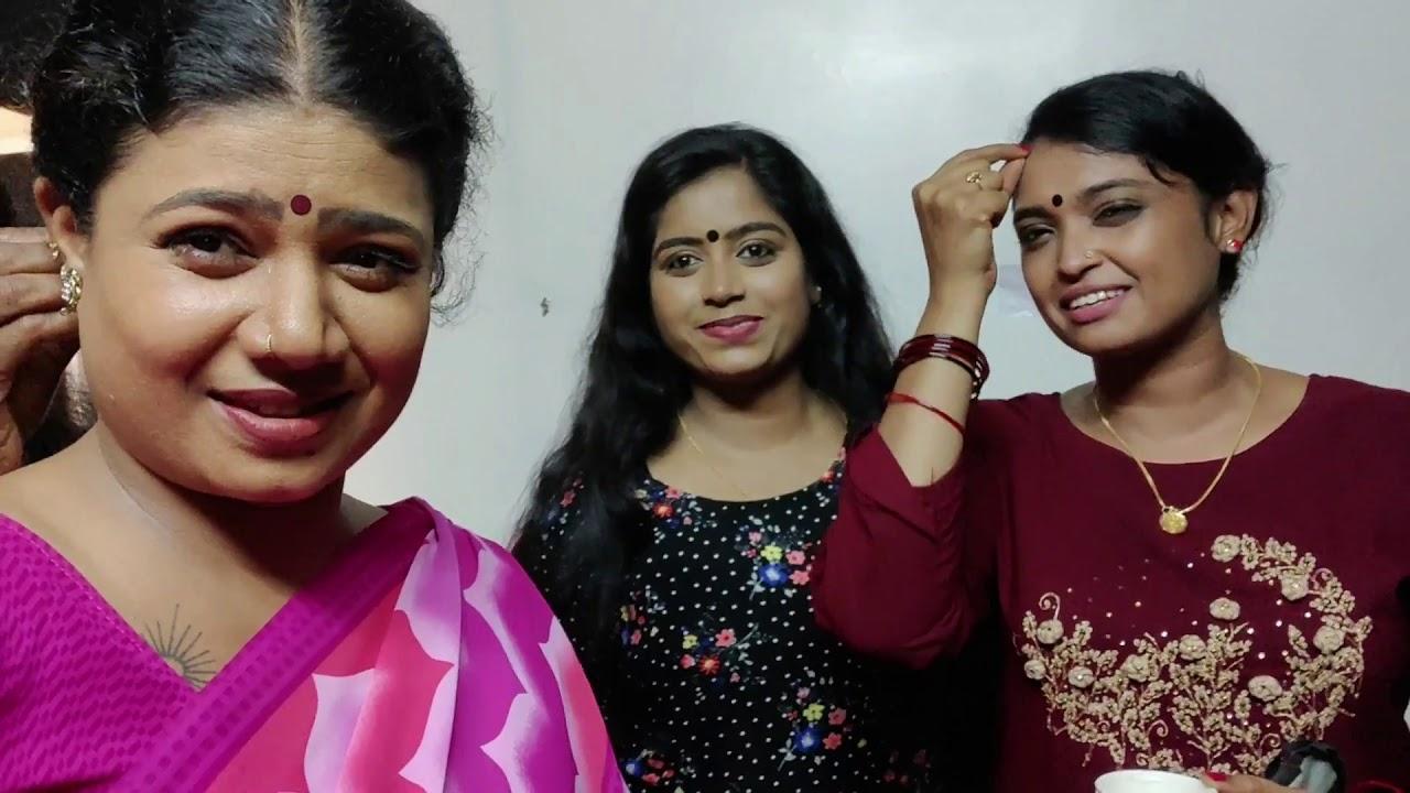 Comedy Stars Season 2 || Dressing Room FUN Part 2 || Asianet comedy sarithabalakrishnan and maya ||