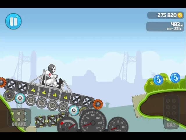 RoverCraft Racing video