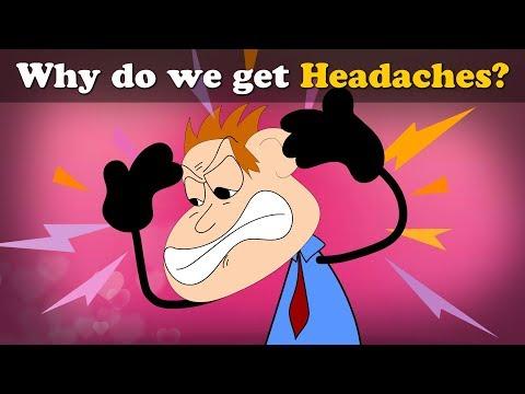 Why do we get Headaches? | #aumsum
