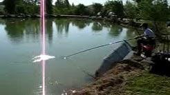 Peche lac de Saramon