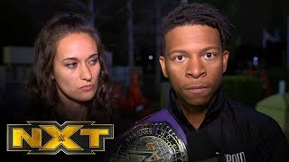 Don't mess with Lio Rush's family: NXT Exclusive, Nov. 13, 2019