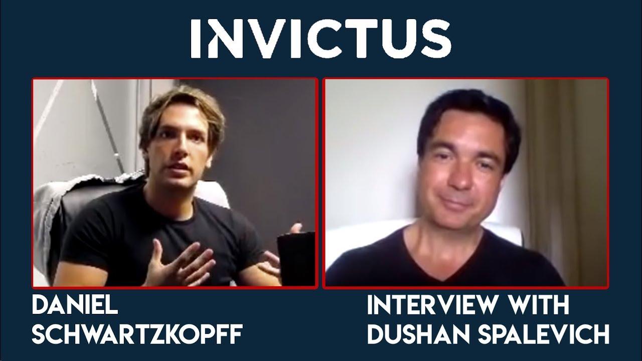 Invictus Hyperion Fund CEO Daniel Schwartzkopff interview with Dusahn  Spalevich for ICO TV VIDEO