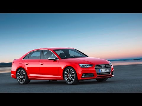 Audi S4 Limousine 2017