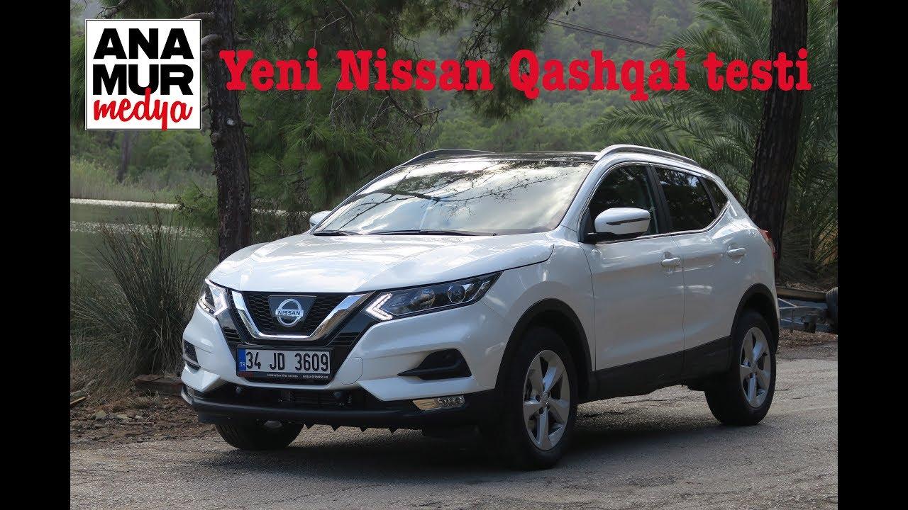 Nissan Qashqai 2018 Test - YouTube
