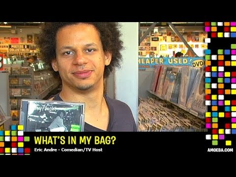 Eric Andre - What's In My Bag?