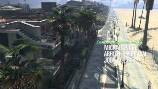 GTA 5 PC Gameplay Mission 1 - MAX Settings [Full HD] 60FPS